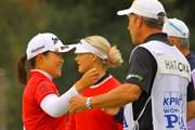 2020年 KPMG全米女子プロゴルフ選手権 最終日 畑岡奈紗