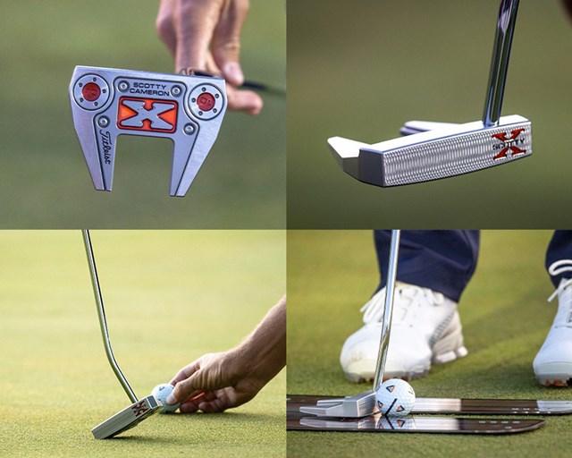 2020年 リッキー・ファウラー リッキー・ファウラーが実戦投入した新パター(提供:GolfWRX、 PGATOUR)