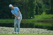 2020年 日本オープンゴルフ選手権競技 事前 星野陸也