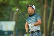 2020年 日本オープンゴルフ選手権競技 事前 稲森佑貴