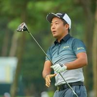 2年前の日本オープンチャンピオン。日本一曲がらない男は今年もチャンスありそうですね。 2020年 日本オープンゴルフ選手権競技 事前 稲森佑貴