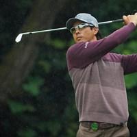 アイアンの距離感がつかめず、63位と出遅れた石川遼 2020年 日本オープンゴルフ選手権競技 初日 石川遼
