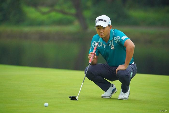 ほら、やっぱりこのコース得意でしょ。 2020年 日本オープンゴルフ選手権競技 初日 今平周吾