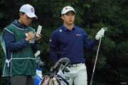 2020年 日本オープンゴルフ選手権競技 初日 桂川有人