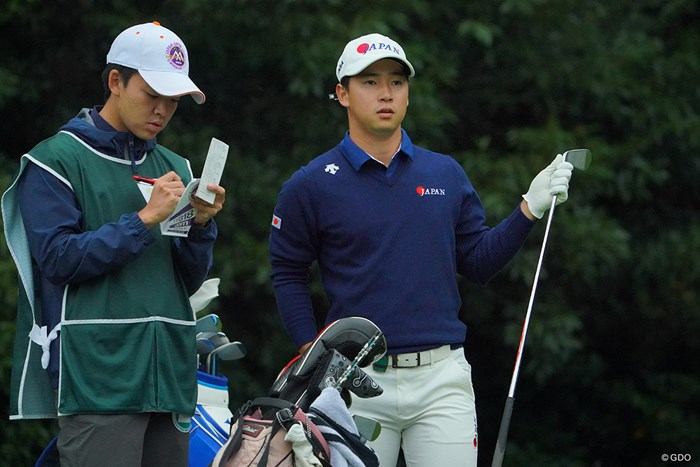 玄人受けしそうなステディなゴルフです。 2020年 日本オープンゴルフ選手権競技 初日 桂川有人