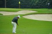 2020年 日本オープンゴルフ選手権競技 初日 金谷拓実
