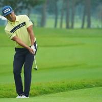 小技もうまいんですよ。 2020年 日本オープンゴルフ選手権競技 初日 額賀辰徳