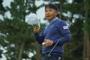 2020年 日本オープンゴルフ選手権競技 初日 片山晋呉