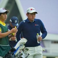金谷君に追いつけ追い越せ! 2020年 日本オープンゴルフ選手権競技 初日 米澤蓮