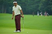 2020年 日本オープンゴルフ選手権競技 初日 池田勇太