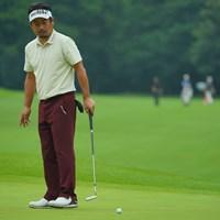 どうしたのかと心配になるほど、まさかの逆噴射。 2020年 日本オープンゴルフ選手権競技 初日 池田勇太