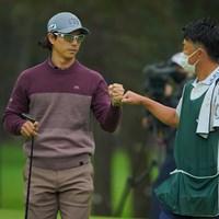 2番、ベタピン楽々バーディ! 2020年 日本オープンゴルフ選手権競技 初日 石川遼
