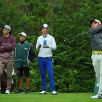 明日は3人とも必ずや巻き返してくるでしょう。 2020年 日本オープンゴルフ選手権競技 初日 石川遼 星野陸也 金谷拓実