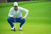 2020年 日本オープンゴルフ選手権競技 初日 星野陸也