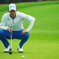 上がり2ホールでの連続ボギーが痛かった。 2020年 日本オープンゴルフ選手権競技 初日 星野陸也