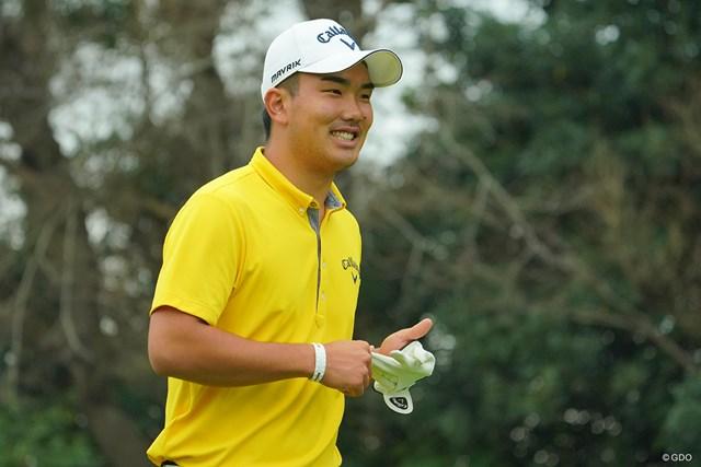 2020年 日本オープンゴルフ選手権競技 初日 河本力 女子プロの河本結の弟、河本力が「日本オープン」で好発進