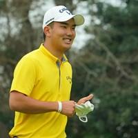 女子プロの河本結の弟、河本力が「日本オープン」で好発進 2020年 日本オープンゴルフ選手権競技 初日 河本力