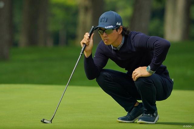 2020年 日本オープンゴルフ選手権競技 2日目 石川遼 状態が上向きつつある石川遼