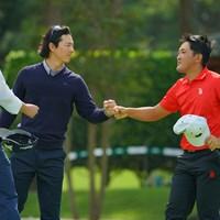 金谷拓実は徐々に順位を上げてムービングデーへ 2020年 日本オープンゴルフ選手権競技 2日目 金谷拓実