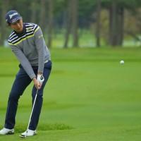 ボギー先行の苦しいゴルフでスコアを落としてしまった。 2020年 日本オープンゴルフ選手権競技 2日目 星野陸也