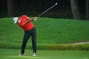 2020年 日本オープンゴルフ選手権競技 2日目 杉原大河