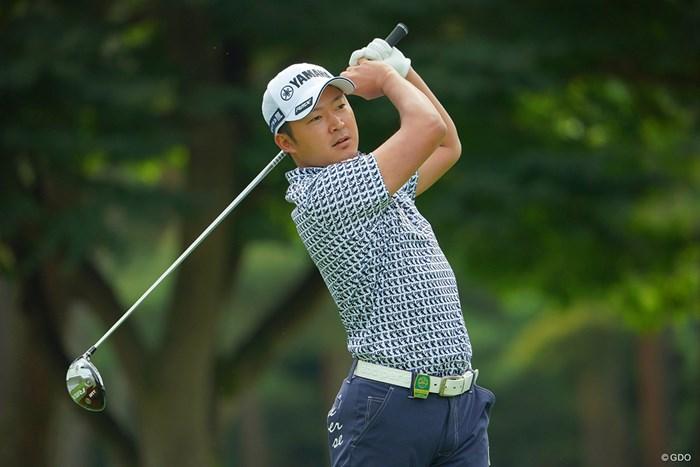 今週はショットが絶好調なんじゃない。 2020年 日本オープンゴルフ選手権競技 2日目 今平周吾