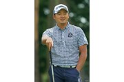 2020年 日本オープンゴルフ選手権競技 2日目 今平周吾