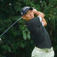 出入り激しくも粘り勝ちです。8位タイ。 2020年 日本オープンゴルフ選手権競技 2日目 関将太