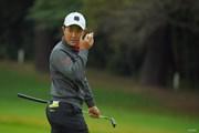 2020年 日本オープンゴルフ選手権競技 2日目 金谷拓実