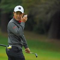 ねっ、だからスロースターターだって言ったでしょ。 2020年 日本オープンゴルフ選手権競技 2日目 金谷拓実