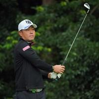 谷原プロの切れ味あるアイアンの音が好きなんです。 2020年 日本オープンゴルフ選手権競技 2日目 谷原秀人