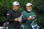 2020年 日本オープンゴルフ選手権競技 2日目 谷原秀人 谷口拓也