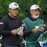 ナイスコンビ! 2020年 日本オープンゴルフ選手権競技 2日目 谷原秀人 谷口拓也