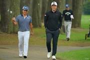 2020年 日本オープンゴルフ選手権競技 2日目 谷原秀人