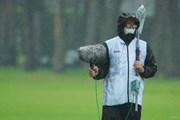 2020年 日本オープンゴルフ選手権競技 3日目 マイク