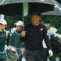 単独4位で最終日へ。ナイスラウンドに笑顔が止まりません。 2020年 日本オープンゴルフ選手権競技 3日目 内藤寛太郎