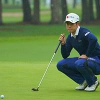 ローアマ争いが熾烈過ぎます。 2020年 日本オープンゴルフ選手権競技 3日目 中島啓太