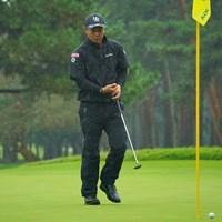 前半は本当に苦しいゴルフ。 2020年 日本オープンゴルフ選手権競技 3日目 谷原秀人