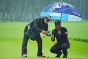 2020年 日本オープンゴルフ選手権競技 3日目 谷原秀人