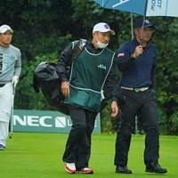 プロの意地、見せつけたね。 2020年 日本オープンゴルフ選手権競技 3日目 谷原秀人