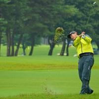 キャベツも飛んできた! 2020年 日本オープンゴルフ選手権競技 3日目 星野陸也