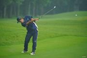2020年 日本オープンゴルフ選手権競技 3日目 杉原大河