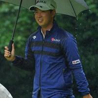 絶対女の子にモテると思います。 2020年 日本オープンゴルフ選手権競技 3日目 桂川有人