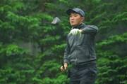 2020年 日本オープンゴルフ選手権競技 3日目 金谷拓実