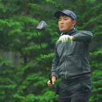 クラブはどこと契約するのかなぁ、ってふと思ったりして。 2020年 日本オープンゴルフ選手権競技 3日目 金谷拓実