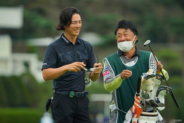 石川遼(左)は3位でフィニッシュ。次週は「ZOZOチャンピオンシップ」へ