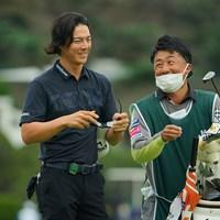 石川遼(左)は3位でフィニッシュ。次週は「ZOZOチャンピオンシップ」へ 2020年 日本オープンゴルフ選手権競技 最終日 石川遼