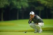 2020年 日本オープンゴルフ選手権競技 4日目 金谷拓実