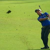 最後まで自分のゴルフスタイルで。 2020年 日本オープンゴルフ選手権競技 4日目 稲森佑貴