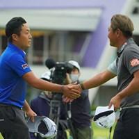 最後まで見応えある良い試合でしたね。 2020年 日本オープンゴルフ選手権競技 4日目 稲森佑貴 谷原秀人